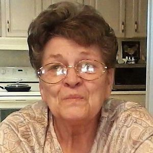 Violet Faith Fredell Webster Obituary Photo