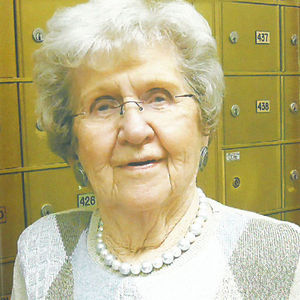 Marion Hopkins White Obituary Photo