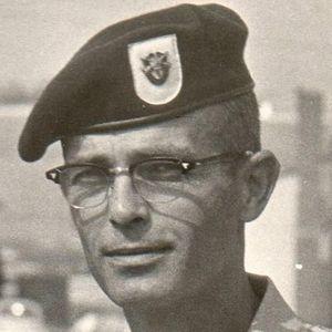 Joe Ingram Parker Obituary Photo