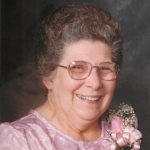 Betty Clemens Obituary Photo