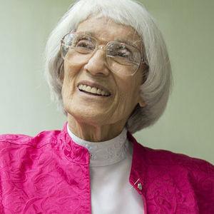 Bernice Sandler Obituary Photo