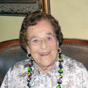 Josephine Clara Restani Ratto Obituary Photo