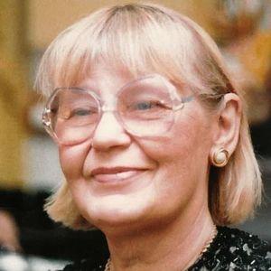 Irene Mirja Fazzino Obituary Photo