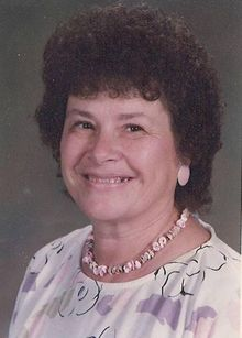 Doris A. Rediger, 83, May 25, 1935 - January 10, 2019, Sugar Grove, Illinois