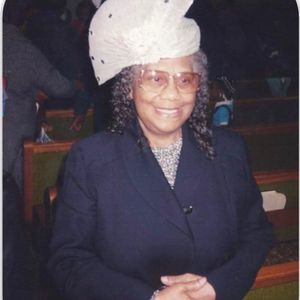 Mother Hattie Lee Brooks
