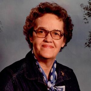 Betty Jenkins Washburn Obituary Photo