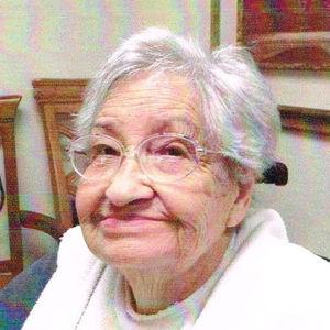Flora Salazar Obituary Photo