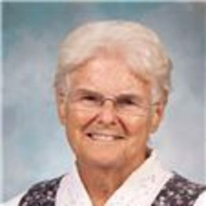 Sr. Kathleen Schneider, RSM Obituary Photo