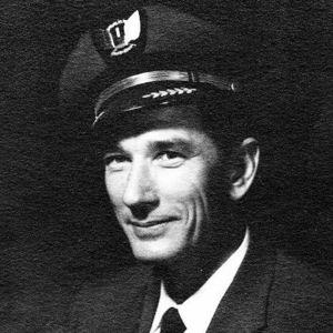 "Wilford ""Bill"" Hughes Hartman Obituary Photo"