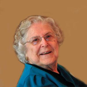Lola Pape Dauer Obituary Photo