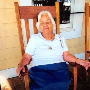 Elizabeth Jones Obituary Photo
