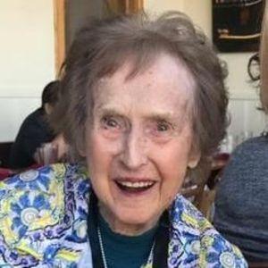 Irene Tuomi Williams Obituary Photo