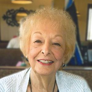 Mary Frances Guglielmetti Obituary Photo