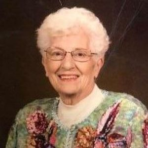 Betty Peterson Obituary Photo