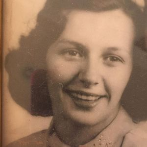 "Evelyn    Virginia      ""Jean"" Riggs Obituary Photo"