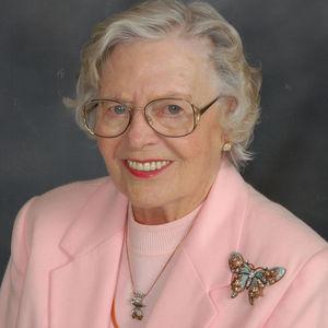 Lucille Noyes Yorston