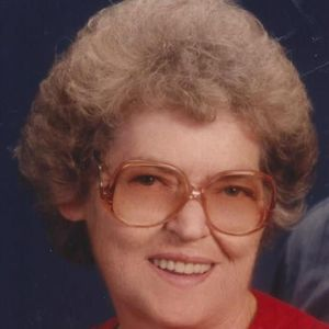 Hazel Ruth Webster