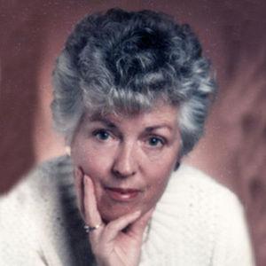 Betty Jane Bond Obituary Photo