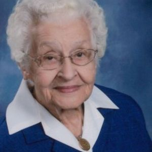 Mercedes G. Janisch Obituary Photo