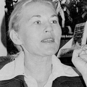 Heidi Toffler Obituary Photo