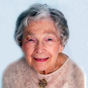 Frances A. McCarty Obituary Photo