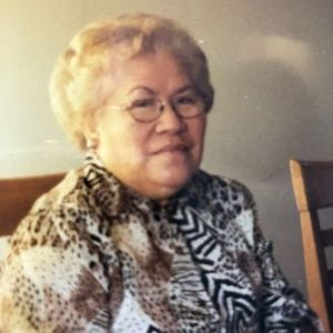 Juana Antunano de Geldres