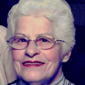 Gloria V. (Jean) Fauvel Obituary Photo