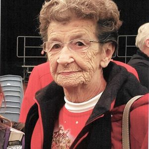 Leona V. Woodruff