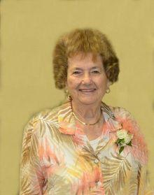 Mrs. Marcella Ann Allen Bosley McAlister