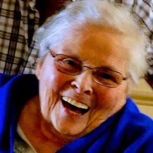 Frances Nixon Obituary Photo