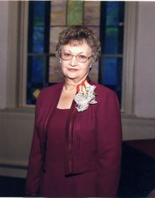 Mrs. Doris Whitlock Nichols