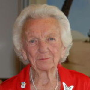 Margaret Borton
