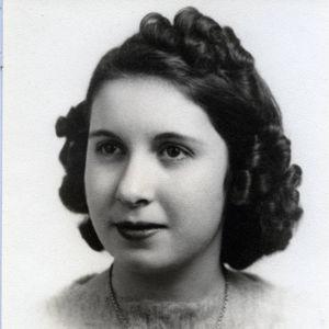 Mrs. Marian Leone Hoffman