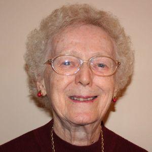 Shirley Barter Washburn