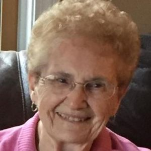 Lucille (Chop) Peloquin Obituary Photo
