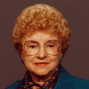 Mary Jane Visger Obituary Photo