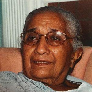 Shantaben Patel Obituary Photo