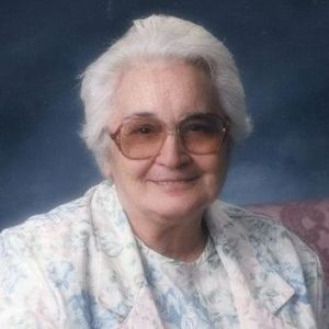 Cora E. Barry Obituary Photo