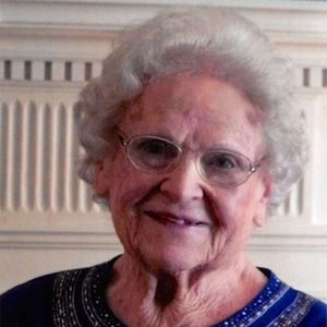 Jean Voorhees  Lewis Obituary Photo
