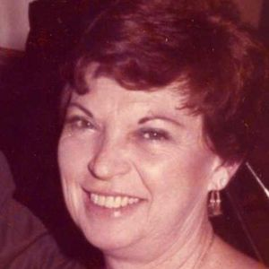 Billie Janice McLaren Fickel Obituary Photo