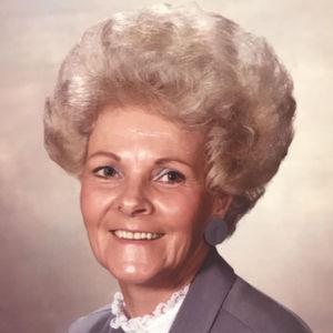 Mrs. Louella Sue McCall