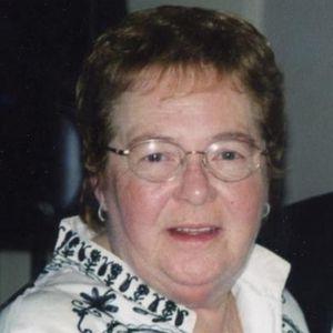 Margaret  E. 'Betty' (Hann) Shanley