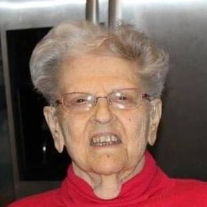 Irma A. Boucher Obituary Photo