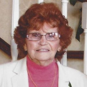 Mrs. Miriam H. (Darcy) Parker Nee Obituary Photo