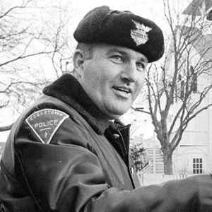 Dominick J. Arena, police chief who arrested Ted Kennedy after Chappaquiddick