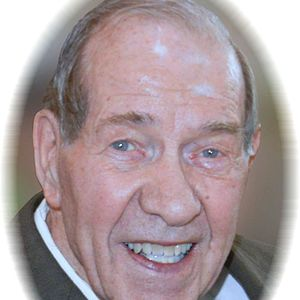 Clifford F. Peterson Obituary Photo