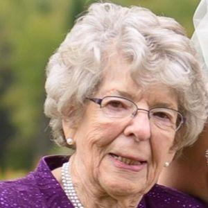 Alice B. Robak Obituary Photo
