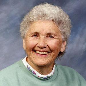 Lucille Pruett Goforth Obituary Photo