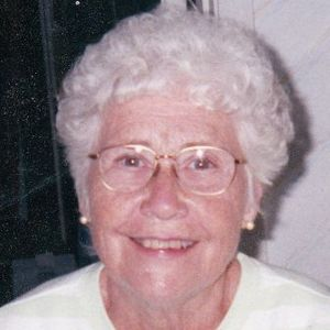 "Doris ""Ducky"" Curran Obituary Photo"