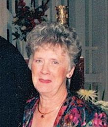 Mary Lou Yarger, 86, August 12, 1932 - April  1, 2019, Aurora, Illinois